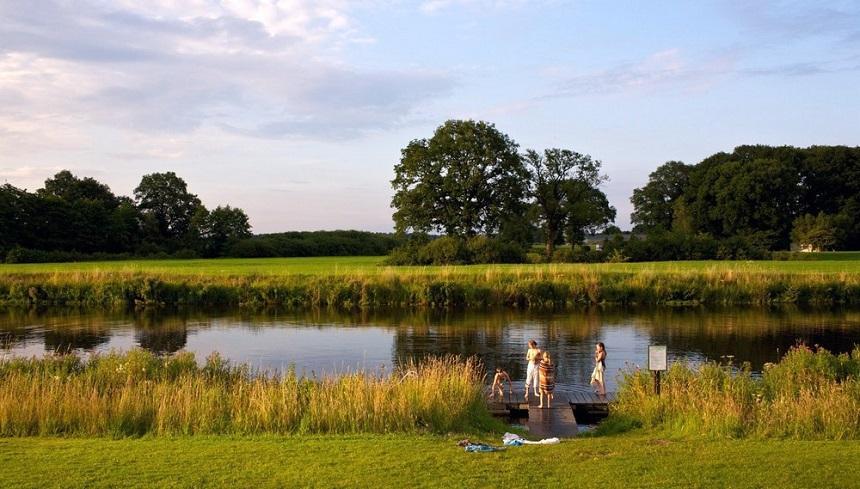 Natuurcamping Huttopia De Roos