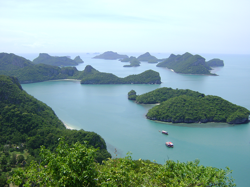 Thailand - reisboek The Beach