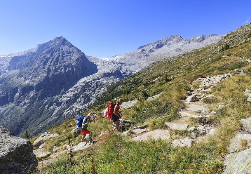 Val di Genova - Gruppo Adamello - Rifugio Mandron