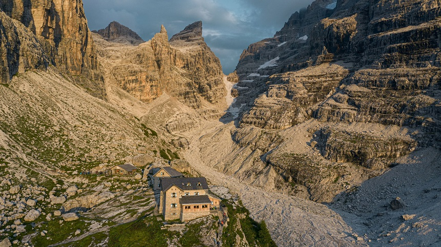 wandelen in Trentino Madonna di Campiglio
