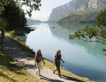 Wandelen in Trentino – berghutten weer open