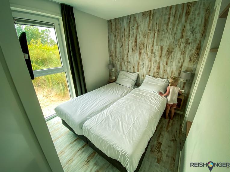 Strandhuisjes Roompot Nieuwvliet-Bad