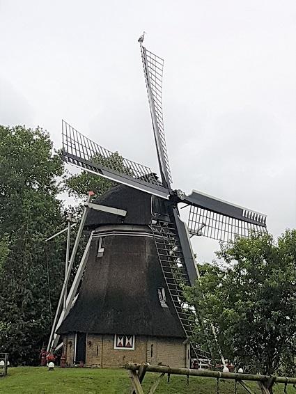 Zuidoost friesland molen