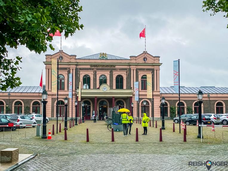 Station Maliebaan
