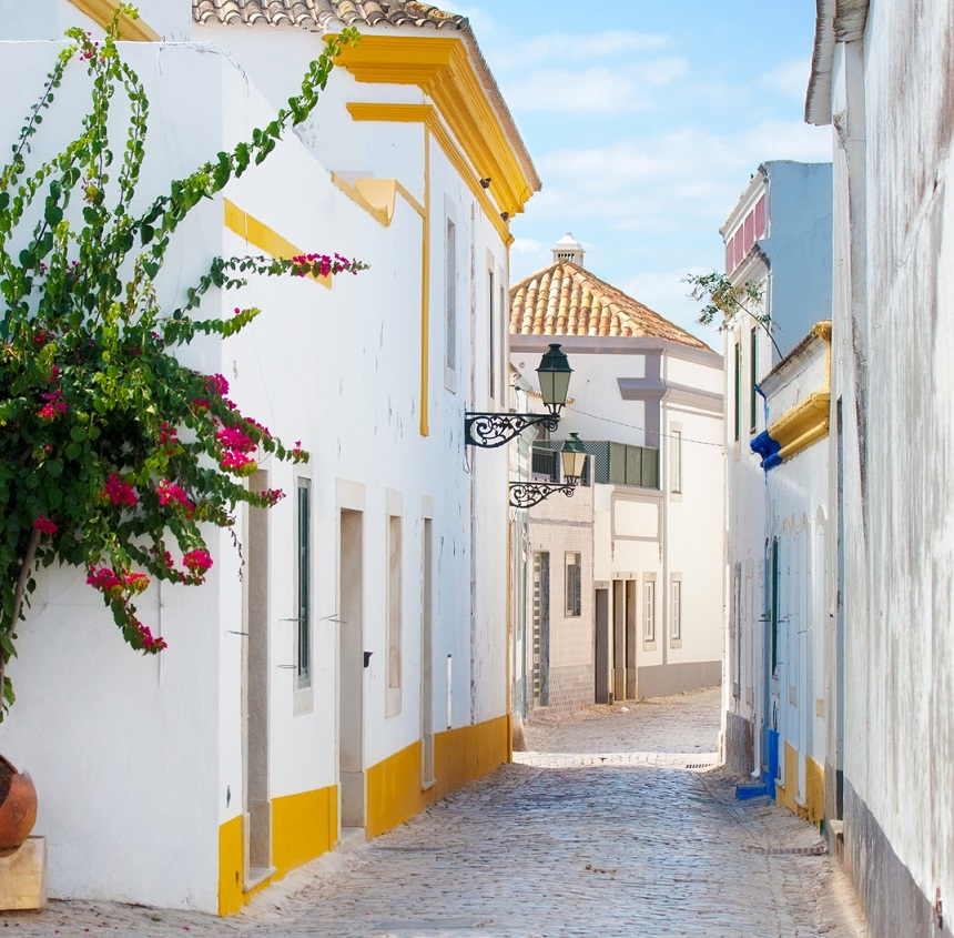Faro - Credits Algarve Tourism Bureau