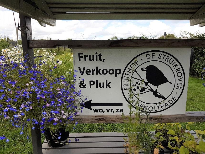 Fruithof zuidoost friesland