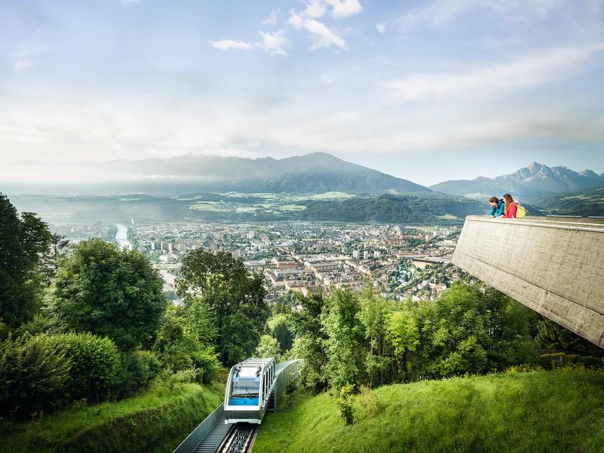 Hungerburg_Nordkettenbahnen_Innsbruck