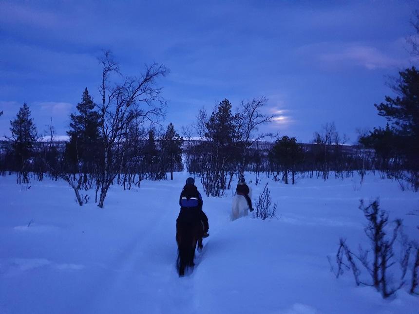 Kiruna Zweeds Lapland