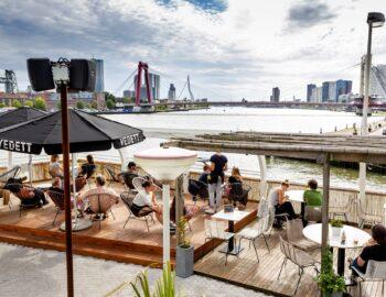 Top 5 meest duurzame plekjes van Rotterdam
