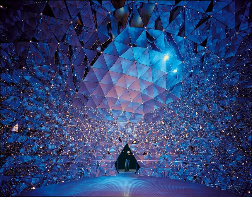 Swarovski kristalwereld