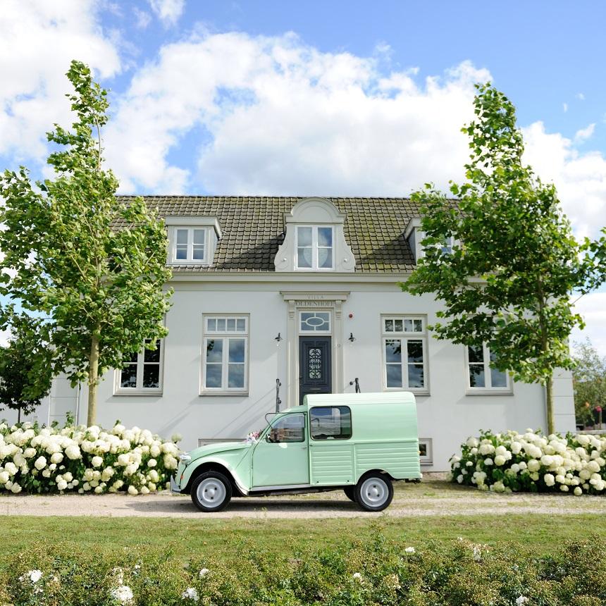 Villa Oldenhof overnachten