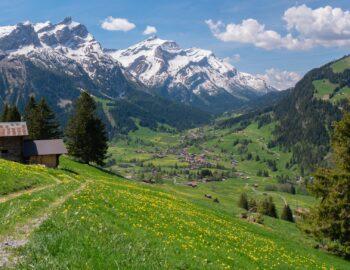 Top bestemmingen voor een autovakantie Zwitserland