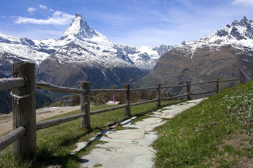 bestemmingen_Zwitserland_Matterhorn