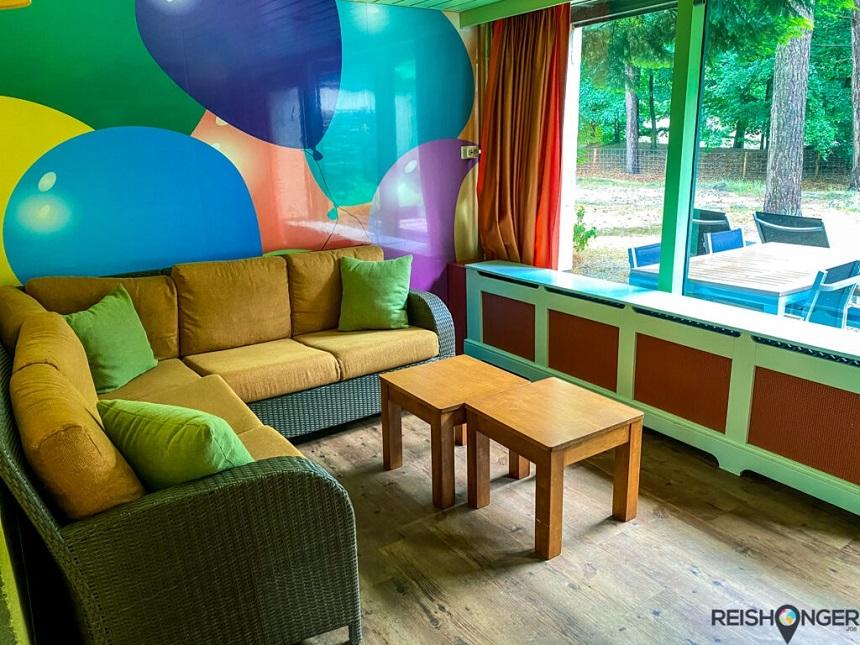 Kinderhuisje Center Parcs het Meerdal