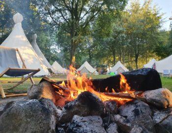 Tijdloos relaxen op de meest wonderlijke camping van 2020