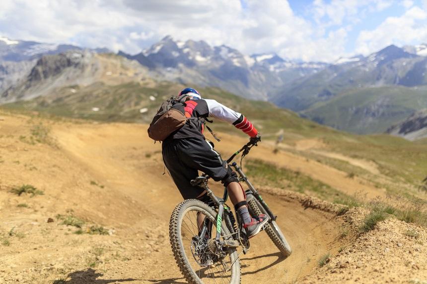 Downhill MTB Argentière