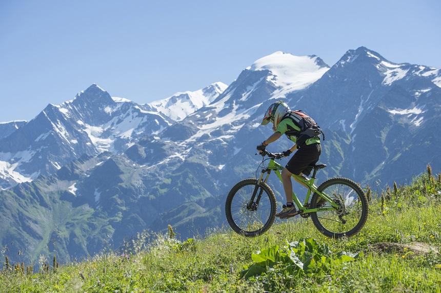 Downhill MTB Chamonix