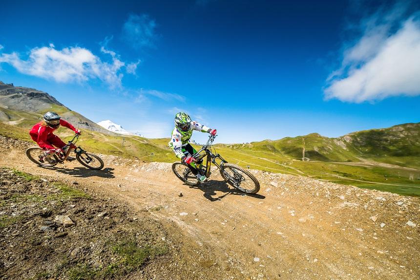 Downhill MTB UCPA