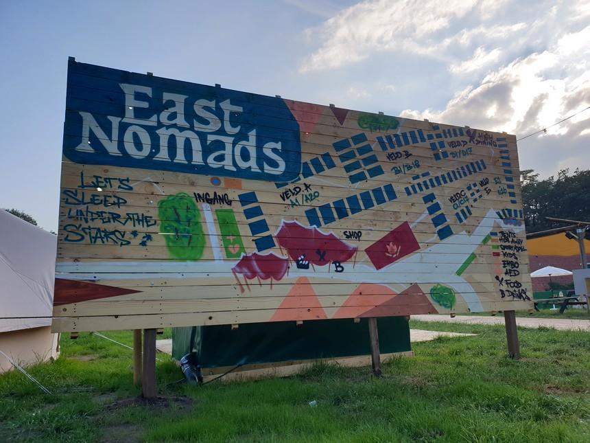 plattegrond east nomads