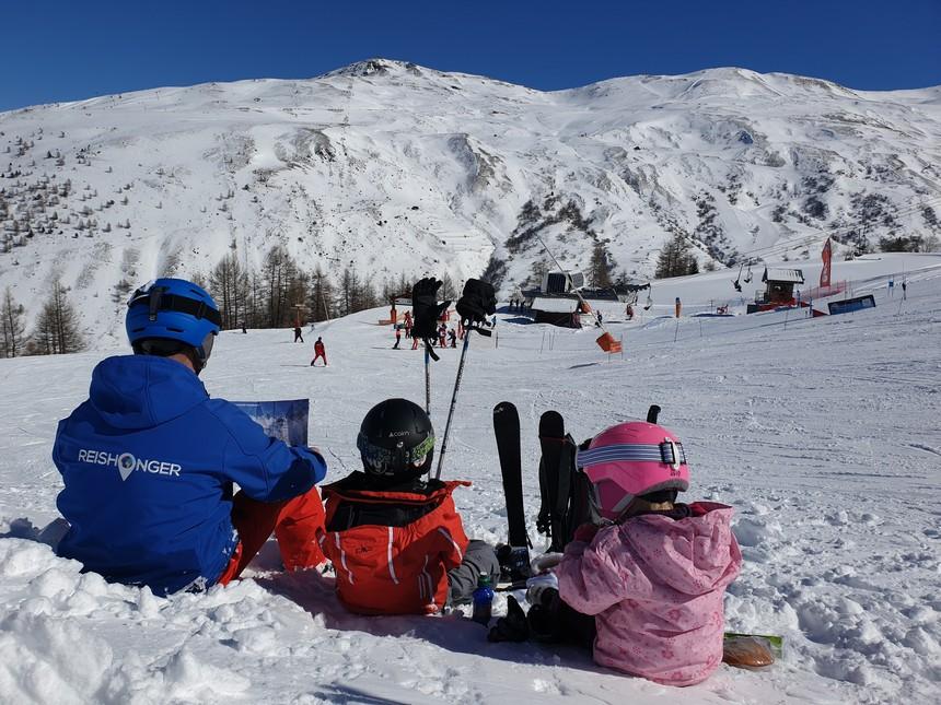 Valloire vormt samen met Valmeinier het skigebied Galibier-Thabor