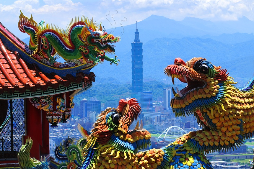 Taipei - Taiwan corona