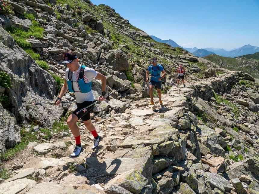 Trailrunning in Frankrijk