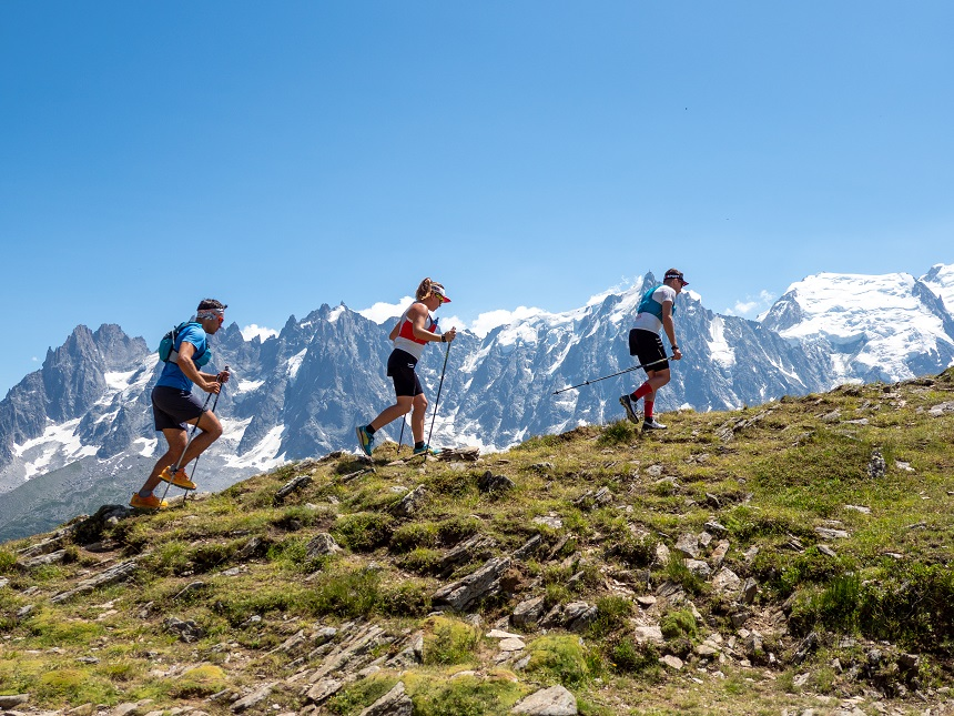 Trailrunning in Chamonix