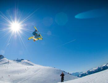 Voor op je bucketlist wintersport in Canada of Amerika