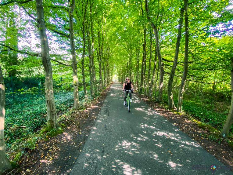 Knooppunten fietsen Belgisch Limburg