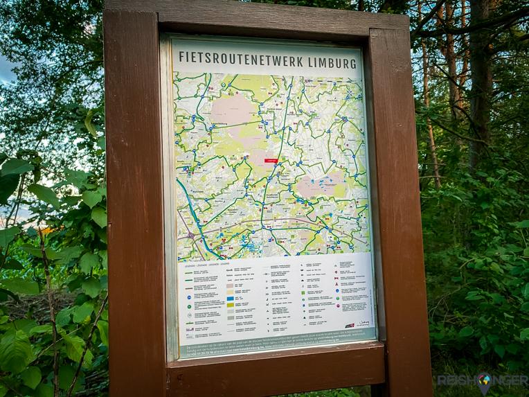 Fietsroutenetwerk Belgisch Limburg