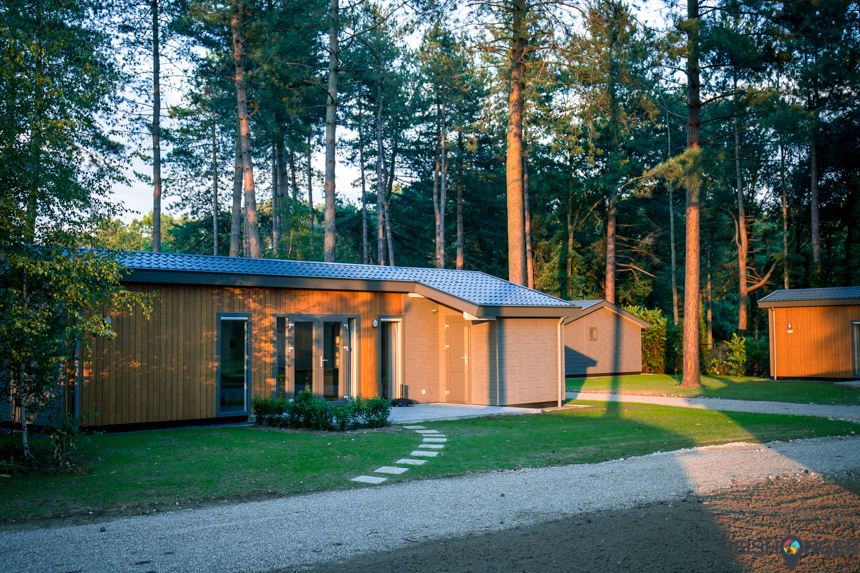 Duurzame huisjes Park Molenheide