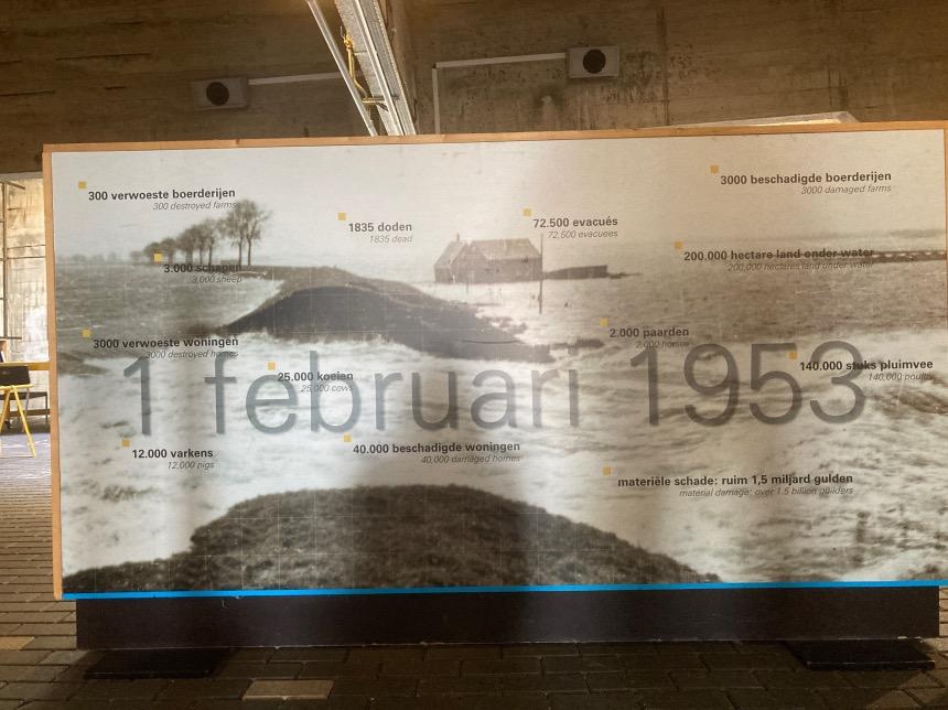 De vreselijke cijfers van de Watersnoodramp in 1953