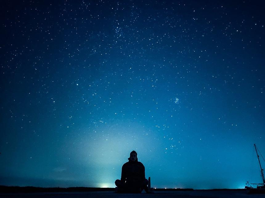 sterrenhemel Marker Wadden