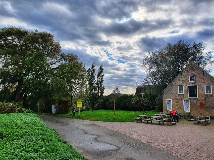 Liefhebbers van kabouters kunnen op Tiengemeten het Rien Poortvliet Museum bezoeken