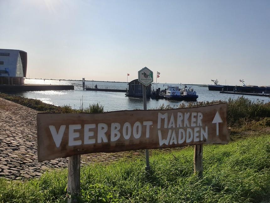 veerboot marker wadden