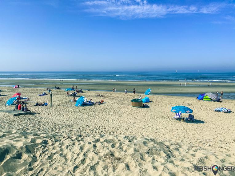 Strand De Koog Paal 21