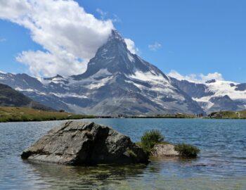 De Matterhorn in Zwitserland, 3x anders