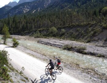 Op de fiets naar de oorsprong van de Isar