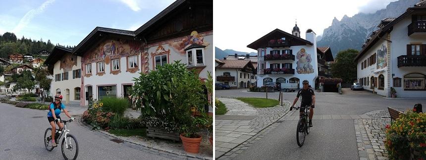 Mittenwald, Duitse gemeente aan de bovenloop van de Isar
