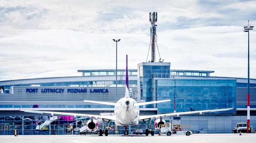 Poznan Airport - Dominik Tryba
