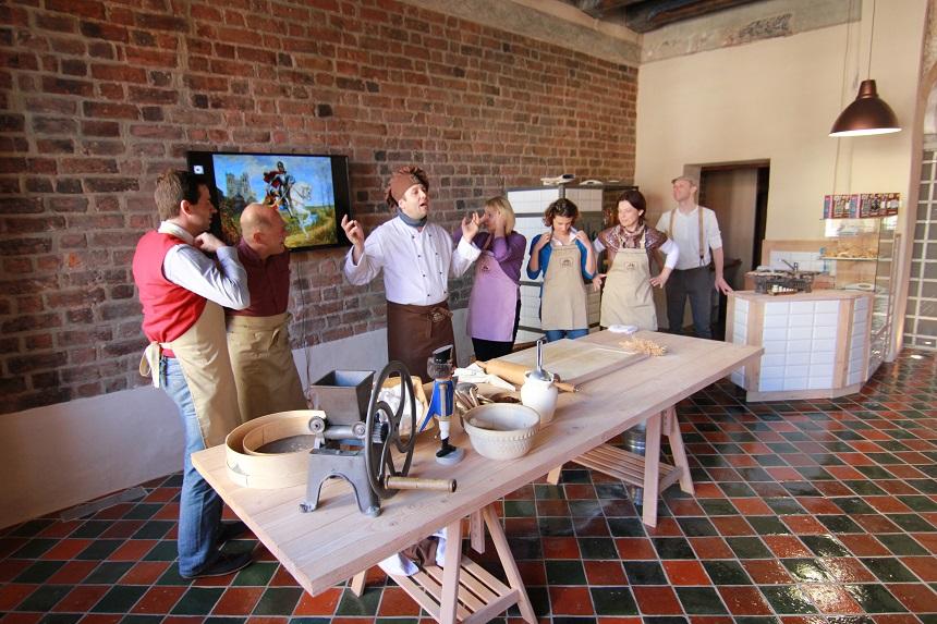 Workshop Sint Maarten croissants maken - Jakub Pindych