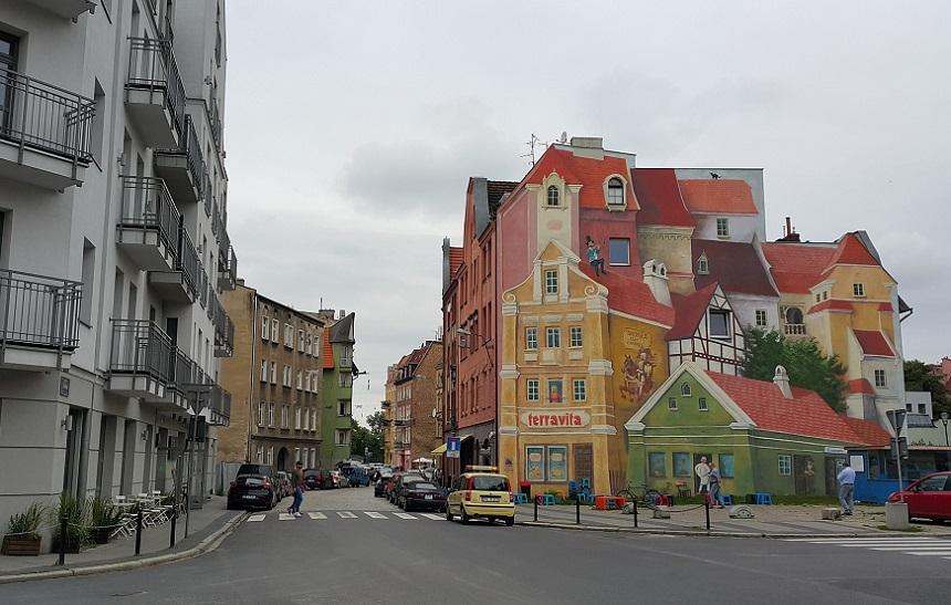 Streetart Poznan