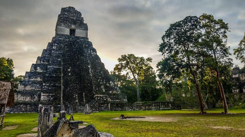 Reizen door Guatemala: de Mayatempels van Tikal