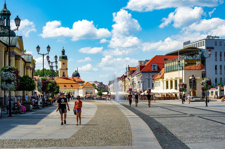 Białystok Polen