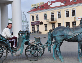 Van Warschau naar Minsk (Heen en Onweer deel 3)