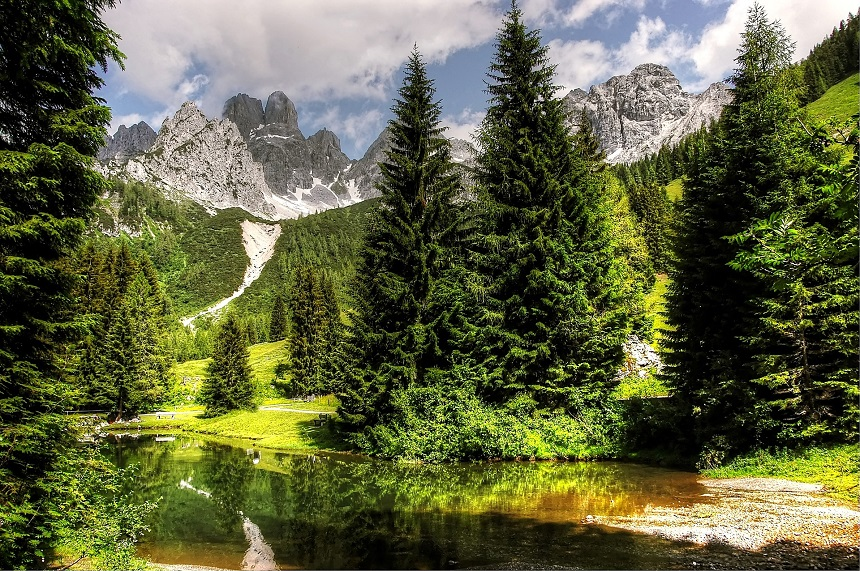 Almsee Schladming