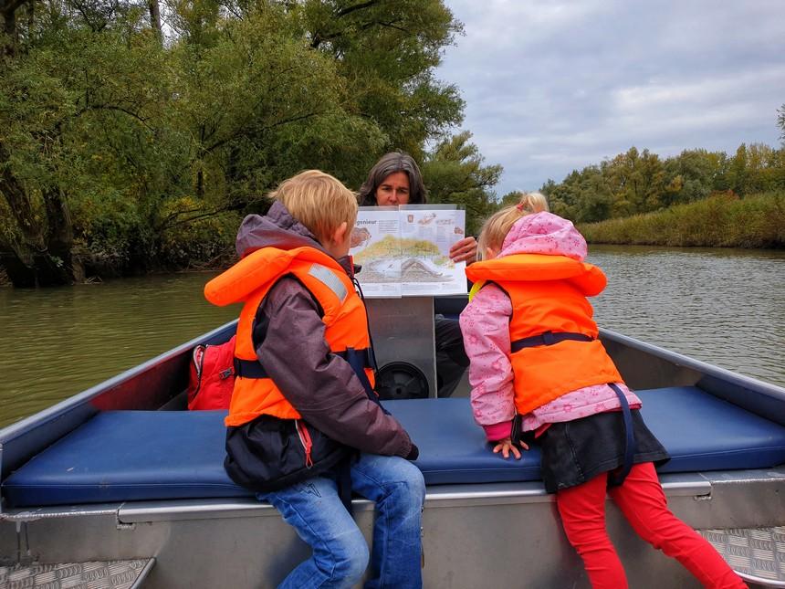 Biesbosch fluisterboot