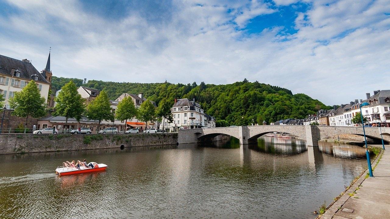 Bouillon vakantie Belgische Ardennen