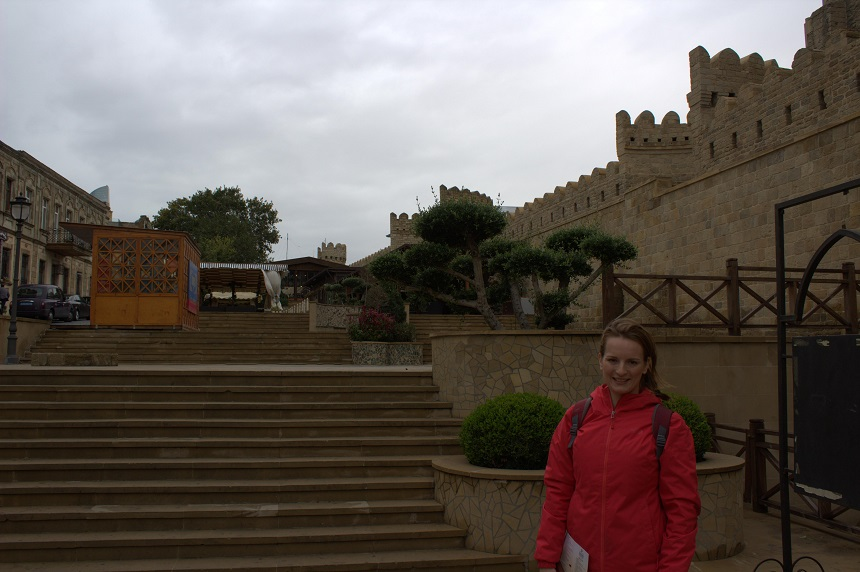 Oude Stad Bakoe