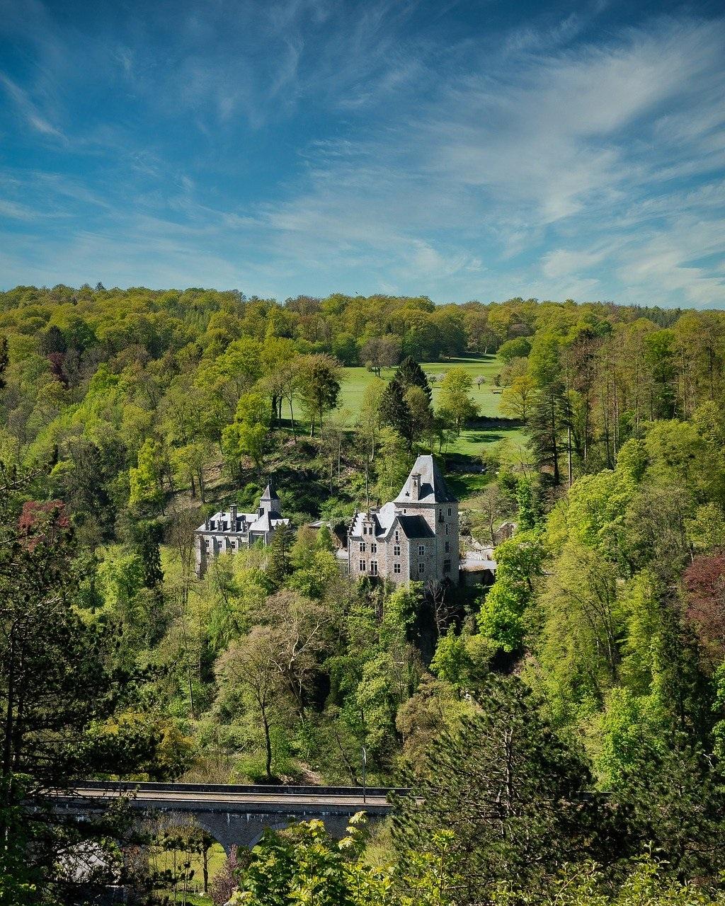 vakantie in de Ardennen